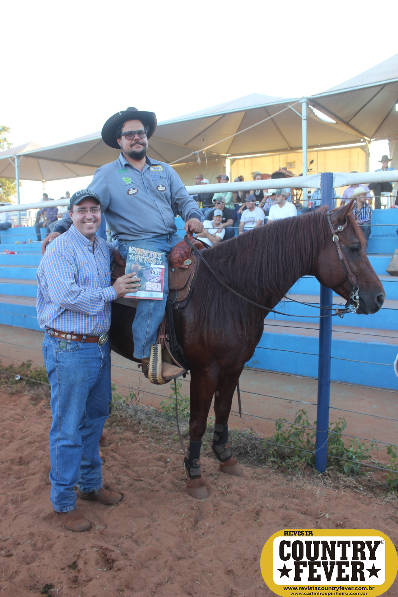 1ª PROVA DE RANCH SORTING - THIAGO GALORO - FLOREAL-SP 03/06/2017